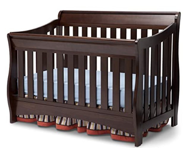 Delta Children Bentley S Series 4-in-1 Convertible Baby Crib