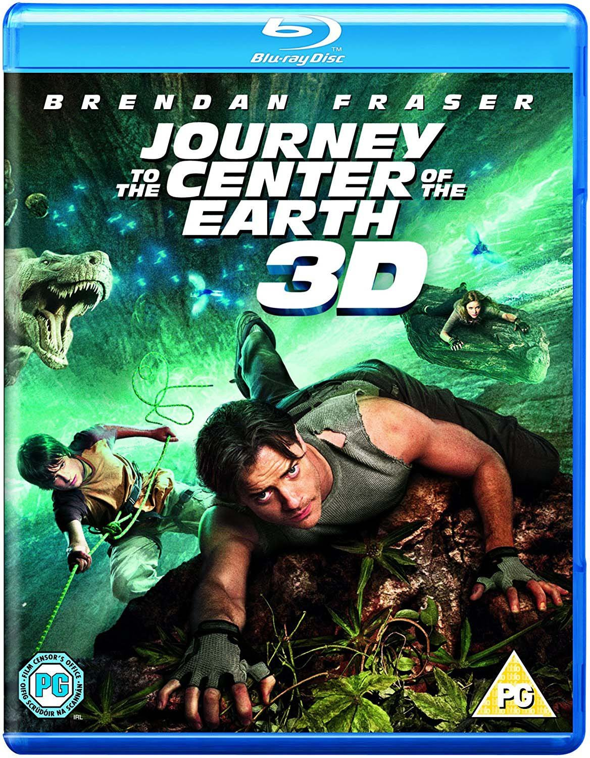 Journey to the Center of the Earth (2008) 720p BluRay x264 ESubs [Hindi Sub + English DD5.1]