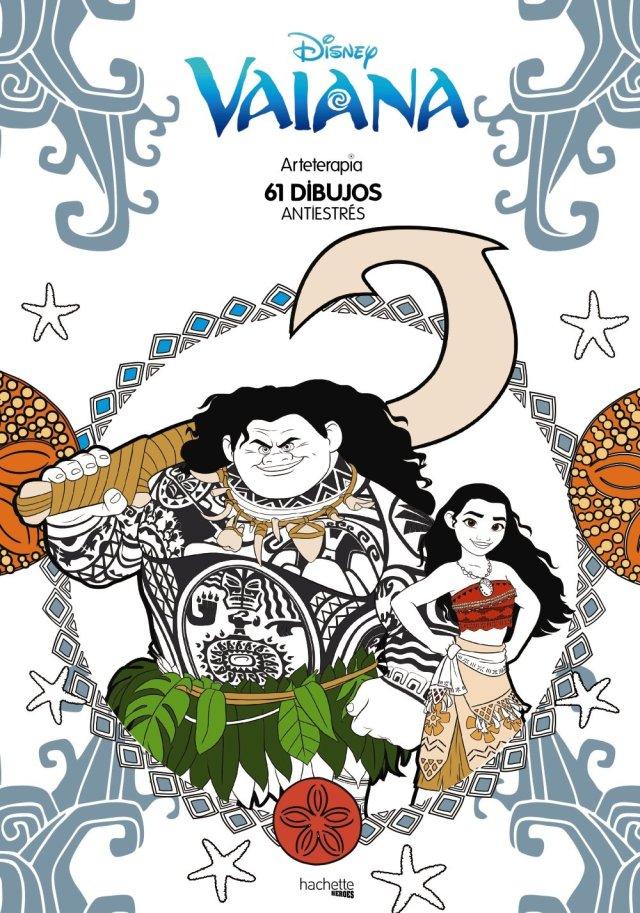 Vaiana (Hachette Heroes - Disney - Arteterapia) : Hachette Heroes