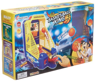 Basketball game indoor electronic