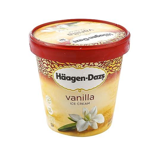 Haagen-dazs Vanilla Ice Cream (8 Pints)