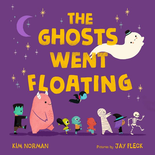 Amazon.com: The Ghosts Went Floating (9780374312138): Norman, Kim, Fleck,  Jay: Books