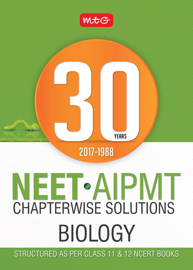 Buy 30 Years NEET-AIPMT Chapterwise Solutions - Biology Book ...