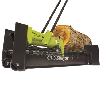 best hydraulic log splitter - Sun Joe