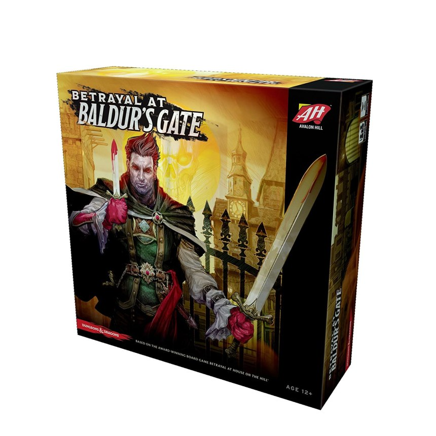 Image result for betrayal at baldur's gate