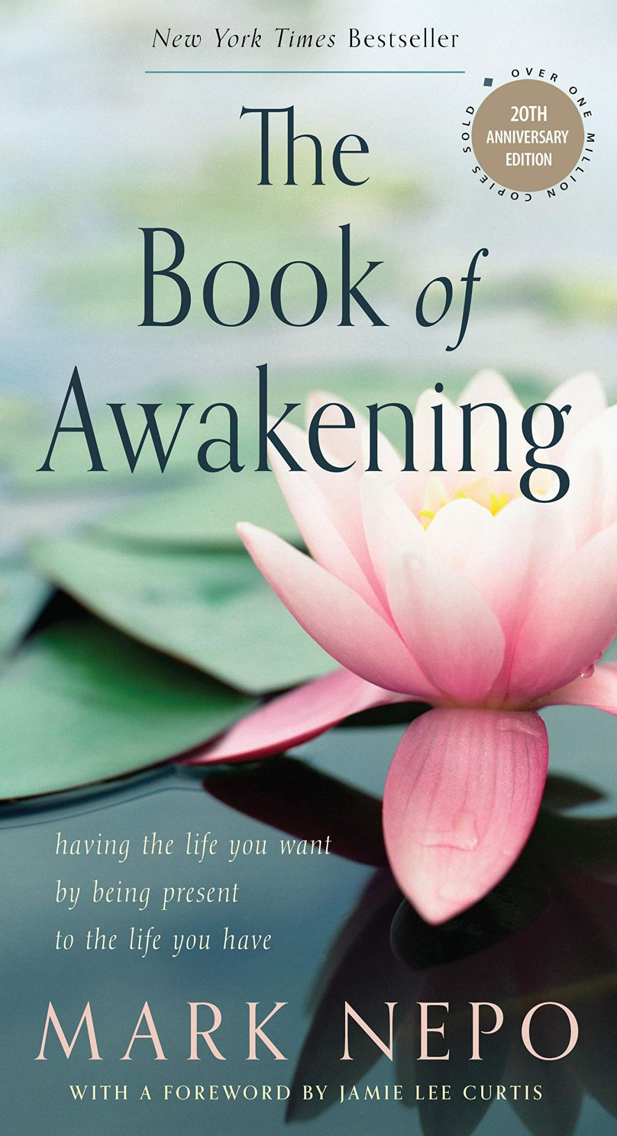 The Book of Awakening: Having the Life You Want by Being Present to the  Life You Have (20th Anniversary Edition): Nepo, Mark, Curtis, Jamie Lee:  9781590035009: Amazon.com: Books