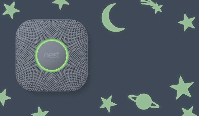 Nest Protect 2ème génération, détecteur de fumée et monoxyde de carbone