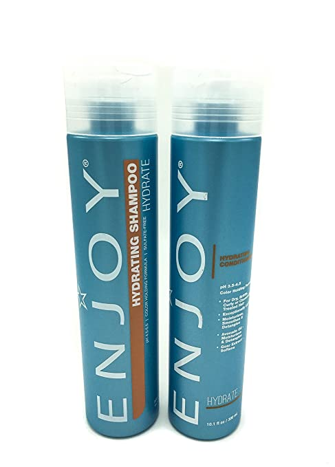 Enjoy Sulfate-free Hydrating Duo (Shampoo and Conditioner)