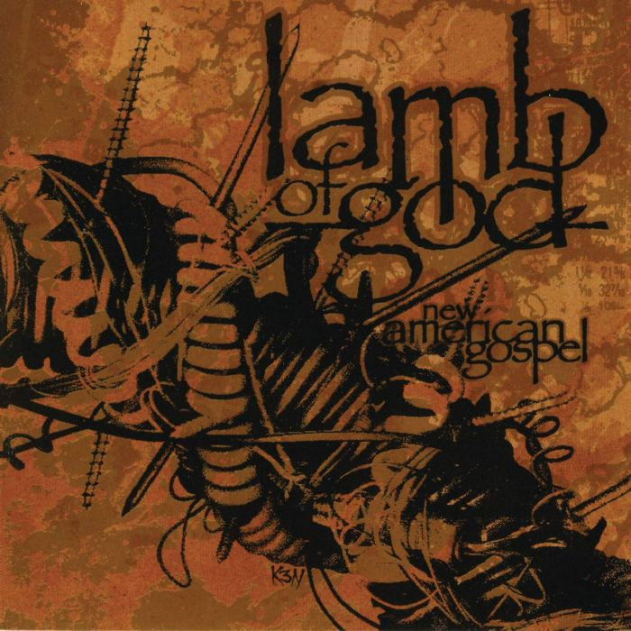 Image result for Lamb of God – New American Gospel