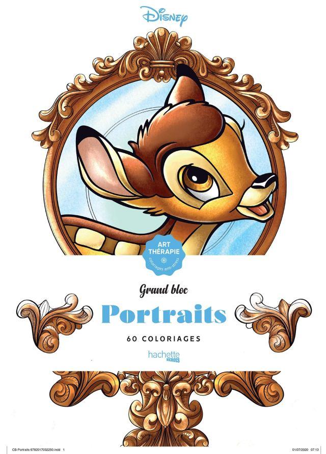Disney Portraits : Sivignon, Capucine: Amazon.de: Bücher