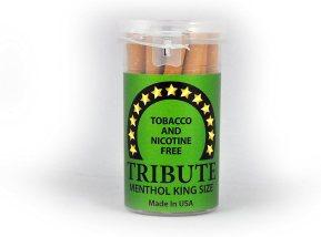 "Tribute ""Menthol"" - Tobacco Free"