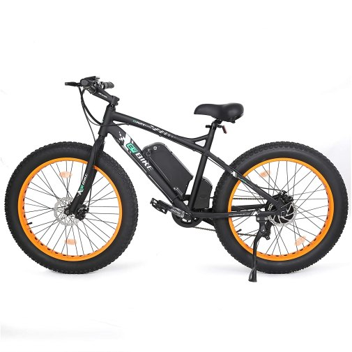 "ego bike 26"" New Fat Tire Electric Bike review"