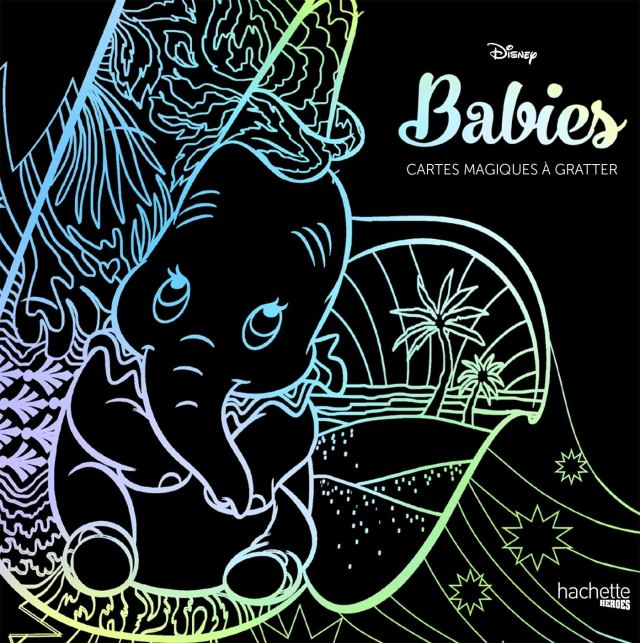 Cartes à gratter Babies (Heroes) (French Edition): Collectif