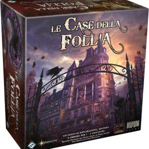 Asmodee-Le Case della Follia 2A Edizione, Gioco da Tavolo, 9400: Amazon.it:  Giochi e giocattoli
