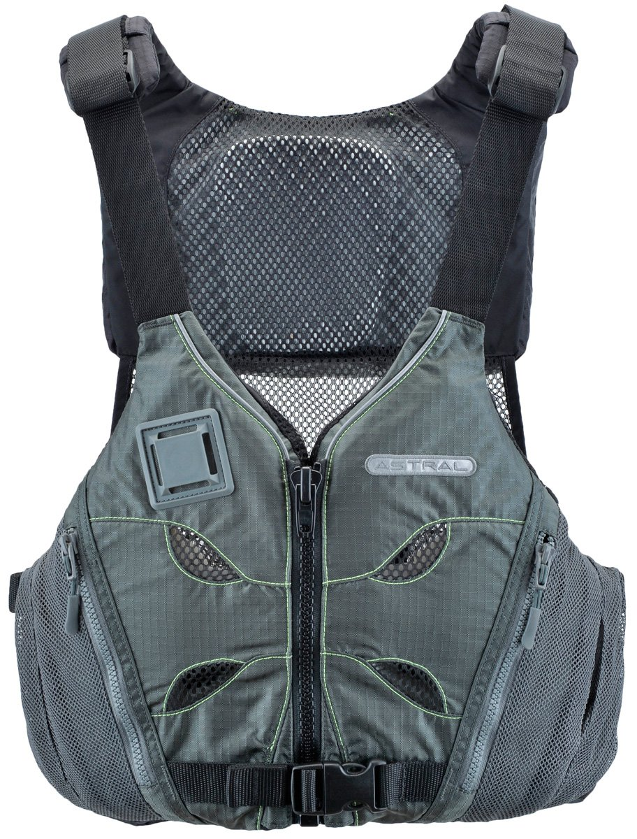 Astral Buoyancy V-Eight Lifejacket-Gray-M/L