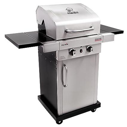 Com Char Broil Signature Tru Infrared 325 2 Burner Cabinet Liquid Propane Gas Grill Garden Outdoor
