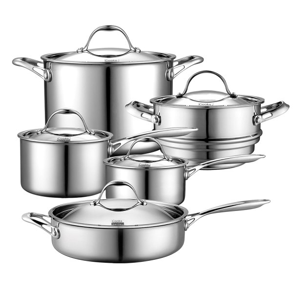 Cooks Standard 10-Piece
