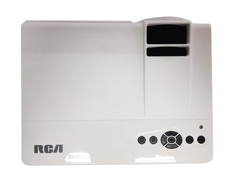 RCA RPJ116 2000 LUMENS Home Theater Projector review