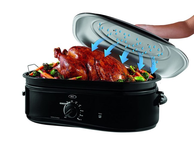 Oster Smoker Roaster Oven Review