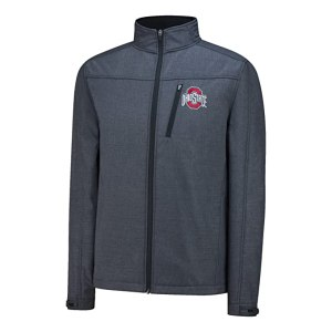 NCAA Men's Ohio State Buckeyes Hammer Head Jacket.