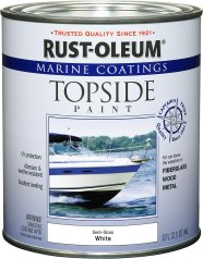 Rust-Oleum 207000 - best paint for fiberglass car