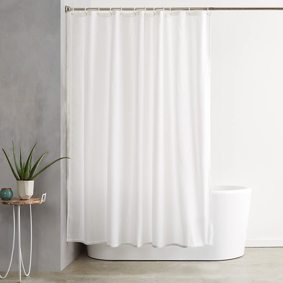 How To Remove Mildew Stains From Shower Curtain | Savae.org
