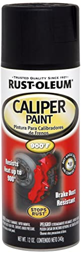 Best Paints for Brake Calipers: Aerosols & Complete Brush-On