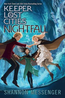 Image result for nightfall keeper of the lost cities
