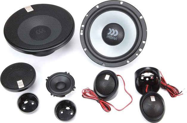 best budget 6.5 component speakers