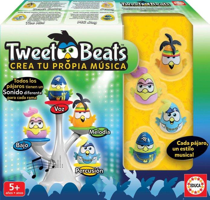 Tweet Beats, los pájaros musicales más marchosos