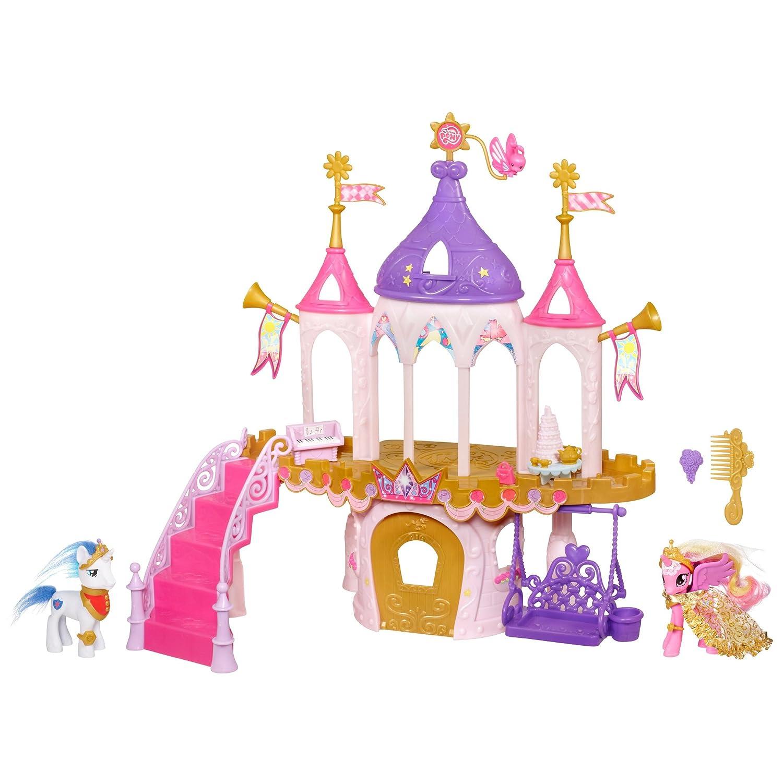 My Little Pony Princess Wedding Castle