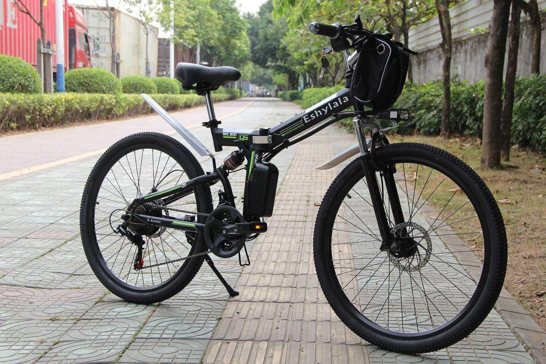 81PNMy71MgL. SL1500  - 10 Best Electric Bikes 2019