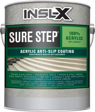 Sure Step Acrylic Anti-Slip Coating