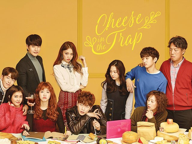 Image result for cheese in the trap