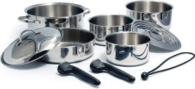 Camco Stainless Steel Cookware