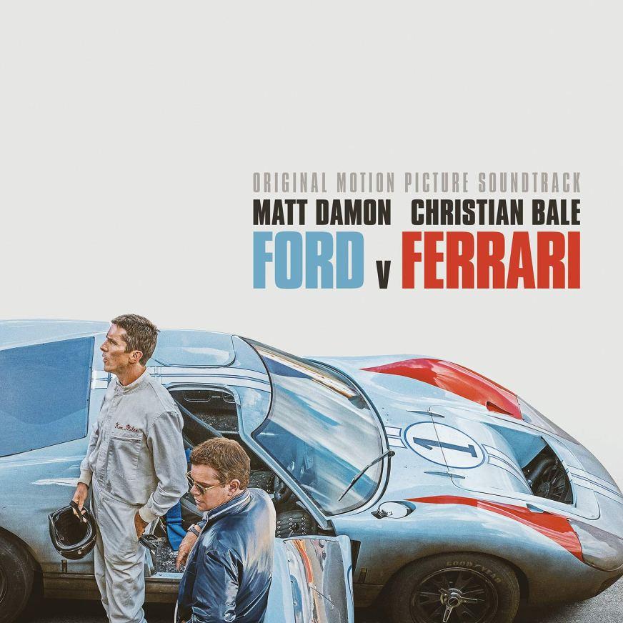 Various Artists Ford V Ferrari Lp Amazon Com Music