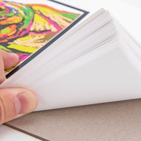 Bianyo BN-5801 Bleedproof Marker Paper Pad