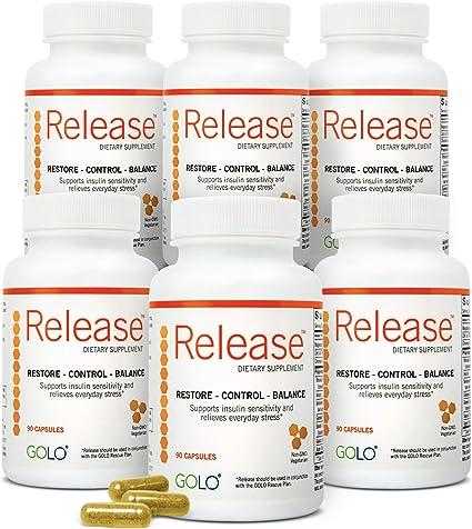 Amazon.com: GOLO Release Diet Supplement - Natural Plant-Based ...