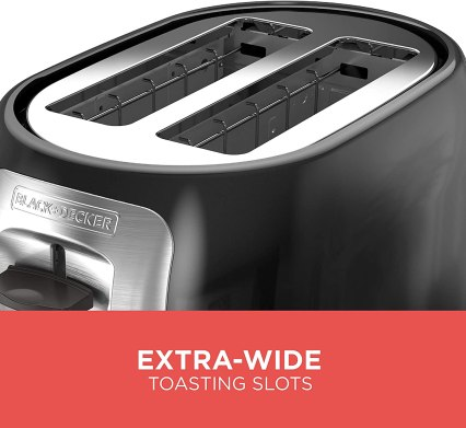 BLACK DECKER Toaster Review