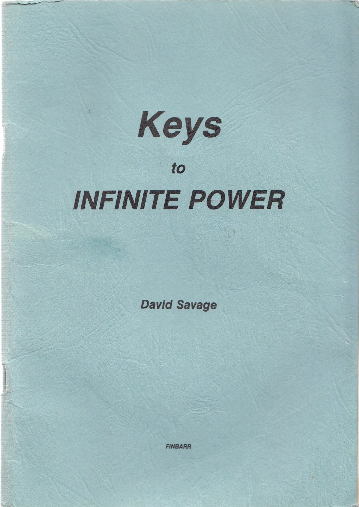 Download Keys to Infinite Power