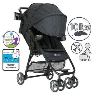 ZOE XL1 DELUXE Xtra Lightweight Travel & Everyday Umbrella Stroller