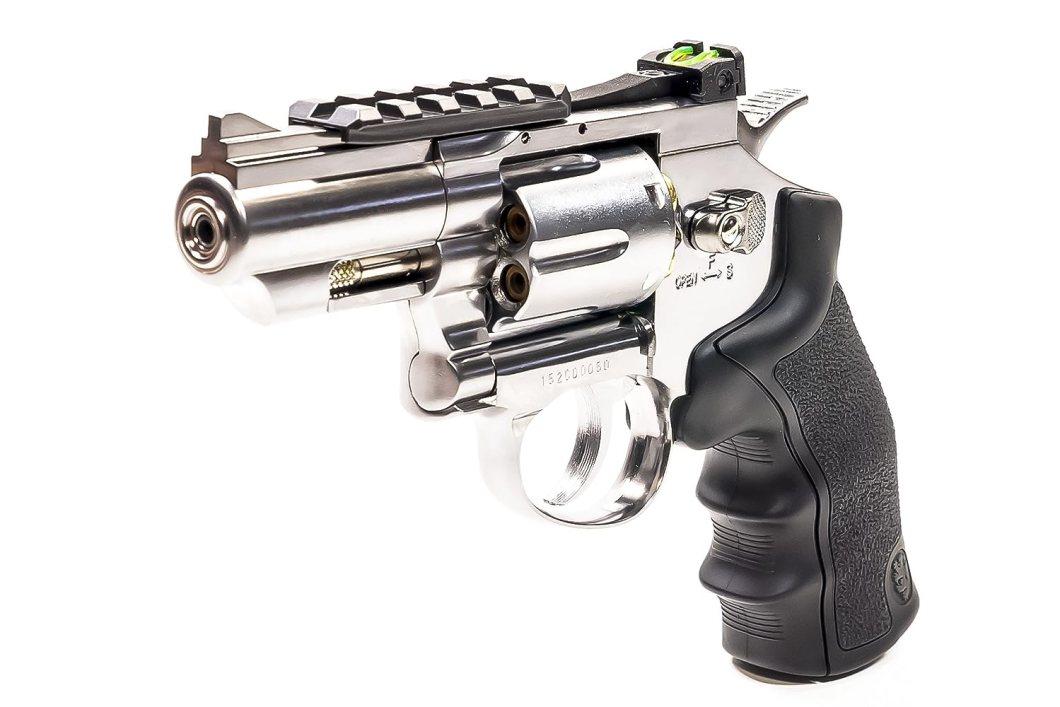 Black Ops Exterminator 2.5 Inch Revolver