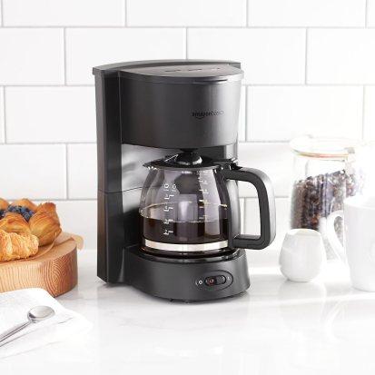 Las cafeteras eléctricas o de goteo son fáciles de usar y  extremadamente prácticas.