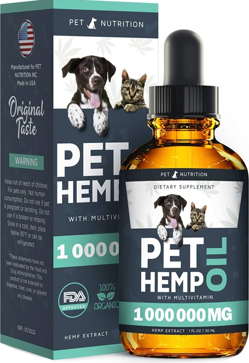 81SWbGkHjQL. AC SL1500 Best Hemp for dogs: Top 10 brands and buying guide