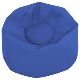 ECR4Kids Junior Classic Bean Bag Chair, Blue