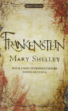 5 things you didn't know about frankenstein - cover