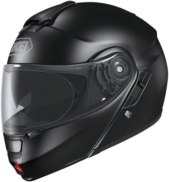 Shoei Neotec Black Modular Helmet