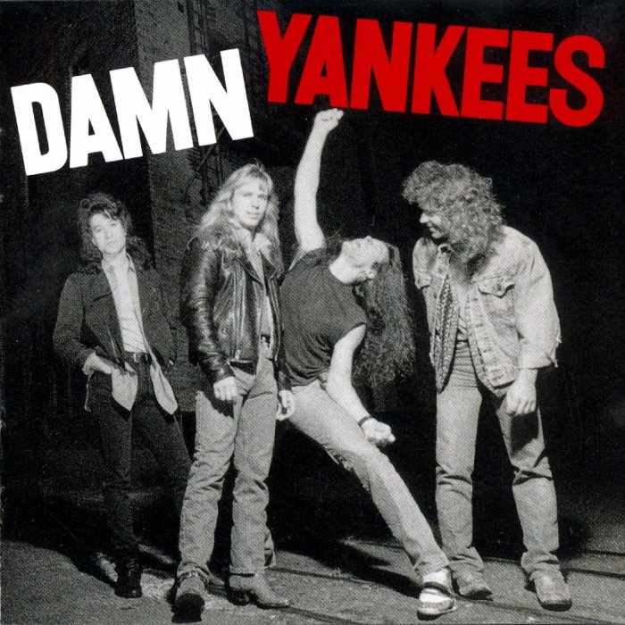 Image result for Damn Yankees – Damn Yankees