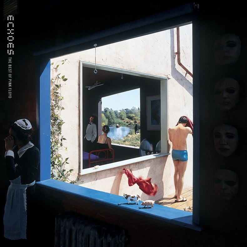 Echoes - The Best Of Pink Floyd: Pink Floyd: Amazon.fr: Musique