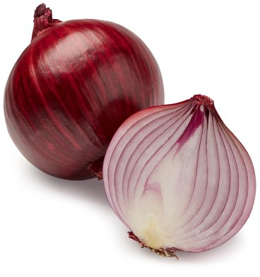 Organic Red Onion, One Large: Amazon.com: Grocery & Gourmet Food